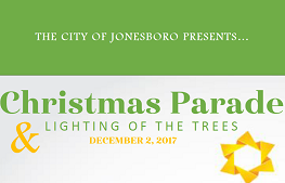 Christmas Parade and Lighting of the Trees