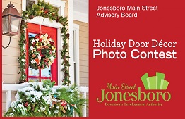 Holiday Door Decor Photo Contest
