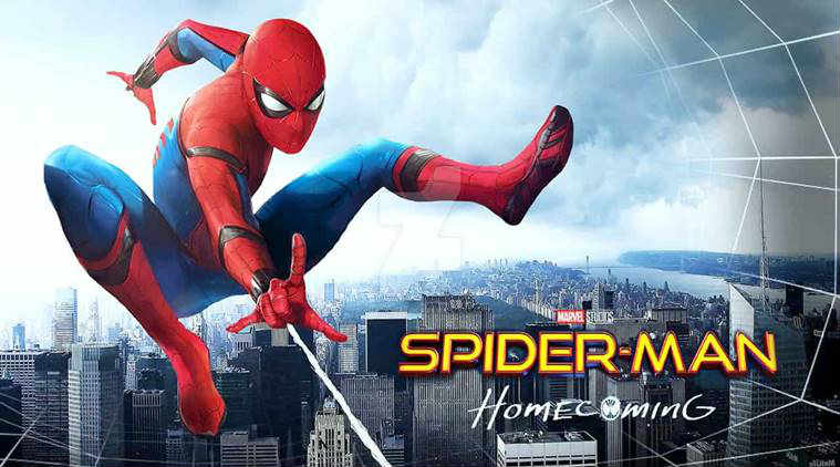 Spider-Man Homecoming Movie Event
