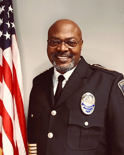 Chief Tommy L. Henderson, III